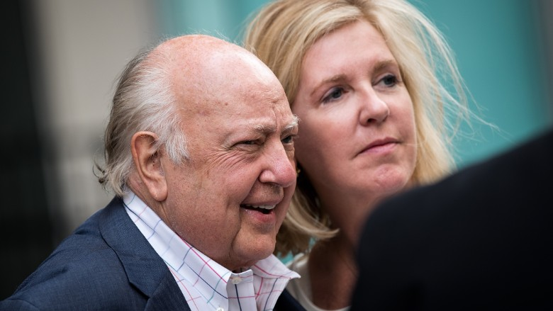 roger ailes wife