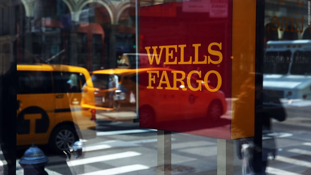 Wells Fargo fires 5,300 for creating phony accounts