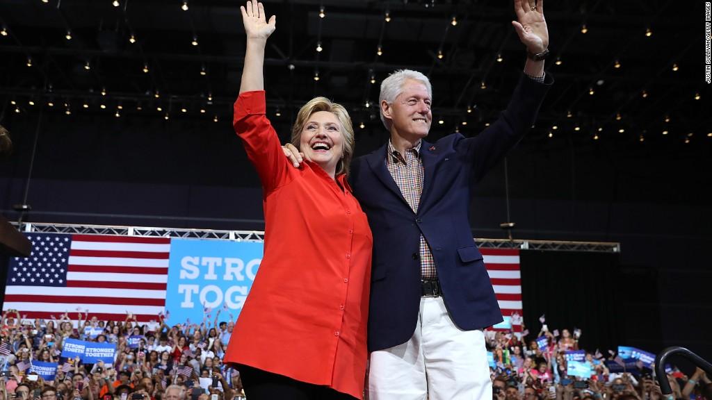 Inside Hillary Clinton's 'University problem'