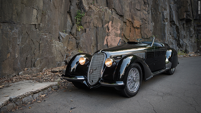 pebble beach 1939 alfa romeo 8c 234