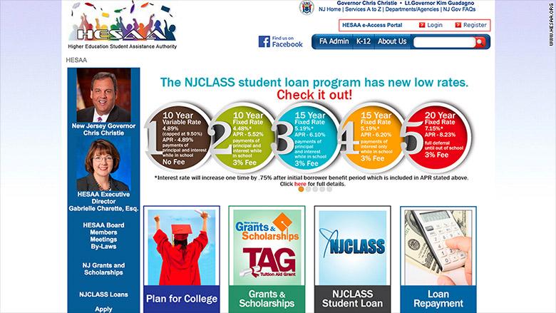 nj student loans