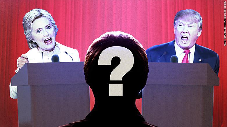 presidential debate moderator