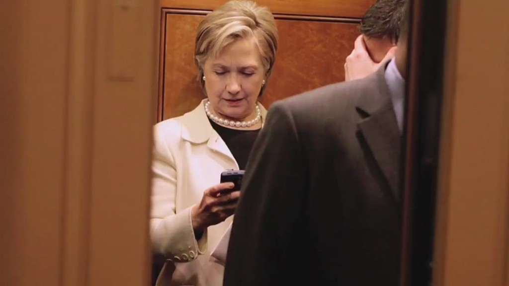 Hillary Clinton's explanations of her email saga