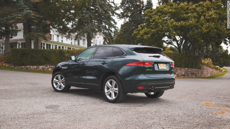 2017 jaguar f-pace back 3/4