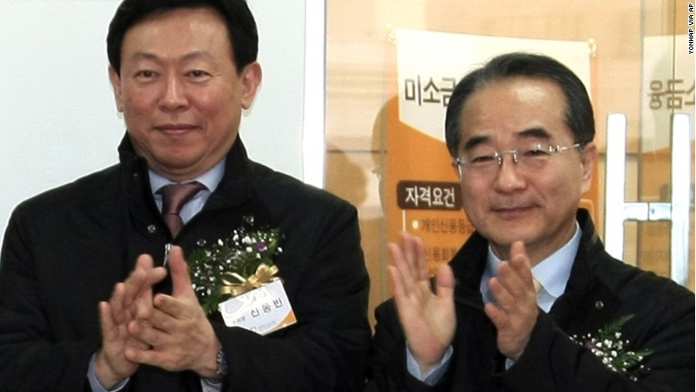 lotte exec lee in-won
