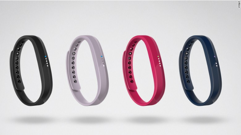 Fitbit Flex 2 Colors