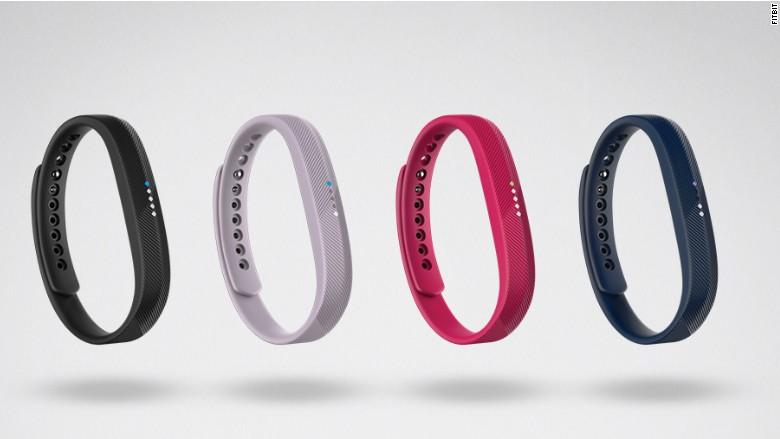 Fitbit Flex 2 Colors