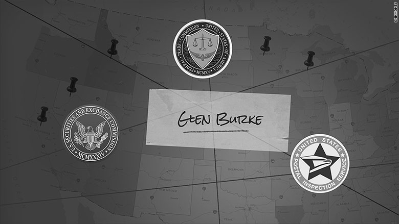 glen burke 2 government agencies