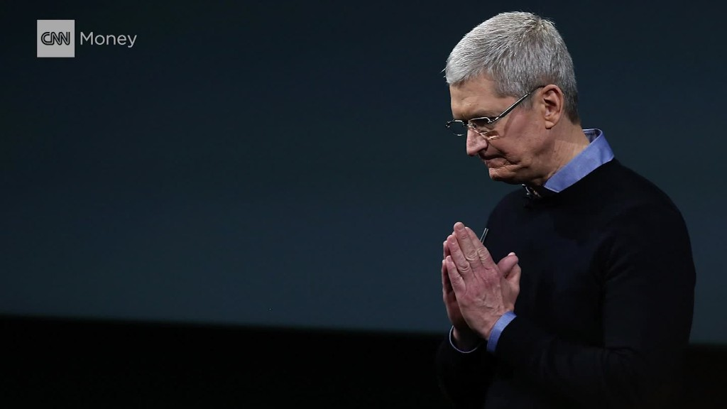 Irish residents opposed to Apple tax ruling