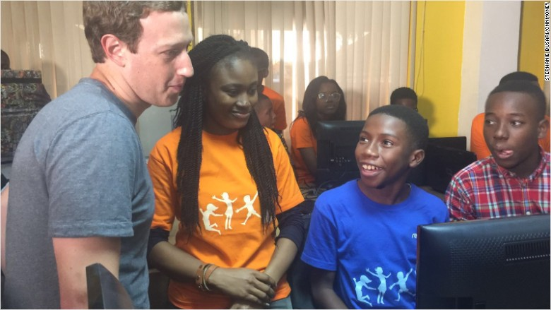 Image result for mark zuckerberg nigeria