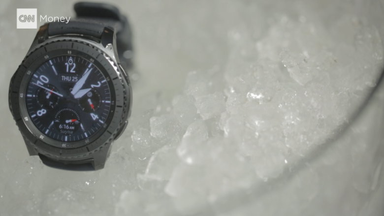 see samsung's latest smartwatch
