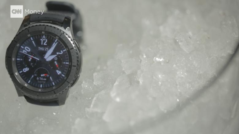 see samsung's latest smartwatch