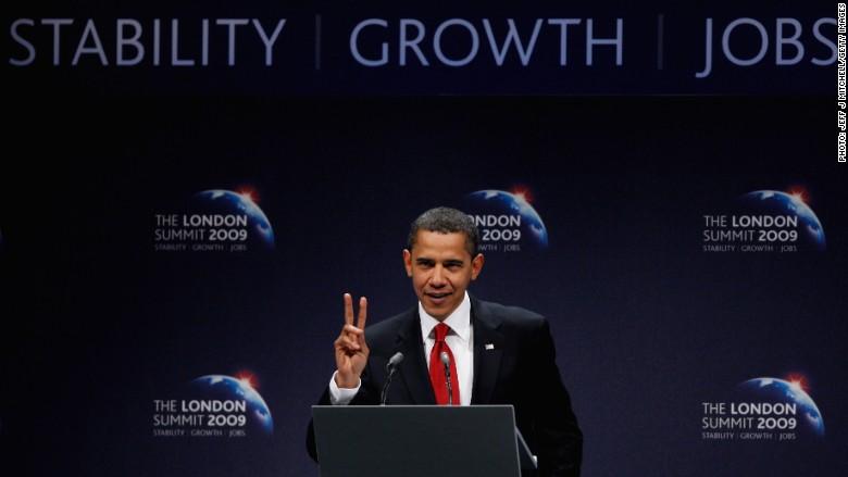 Obama G20 2009