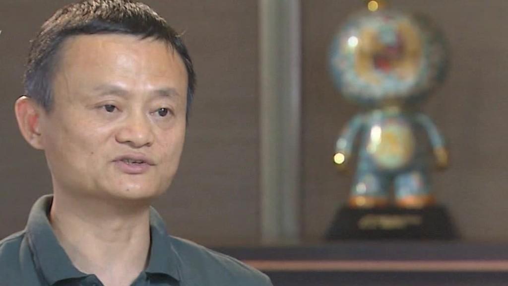 Jack Ma: Trade stops war
