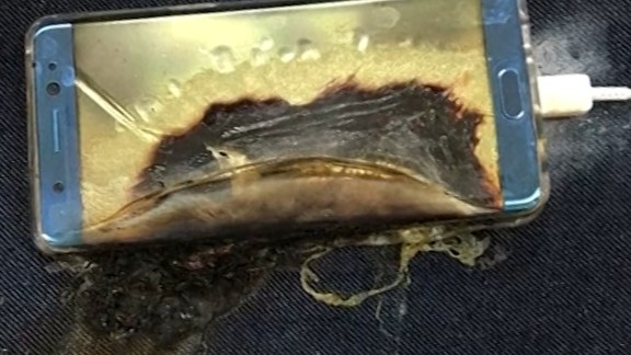 Passengers warned not to use Samsung Galaxy Note 7 on planes