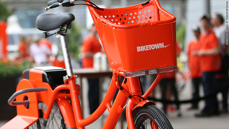 bikeshare biketown