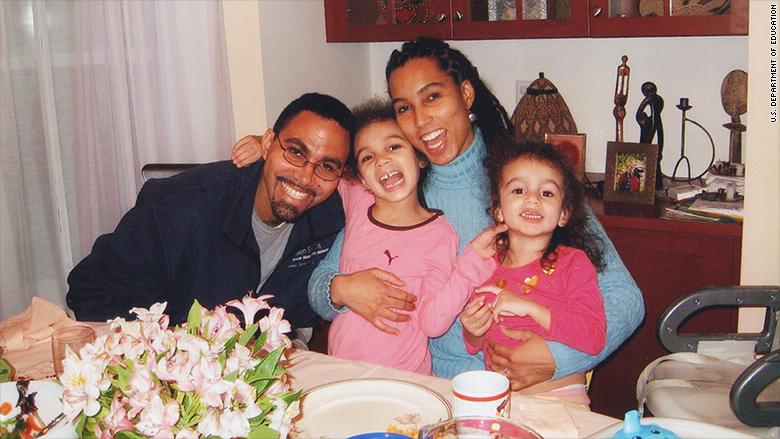 john king family 2009