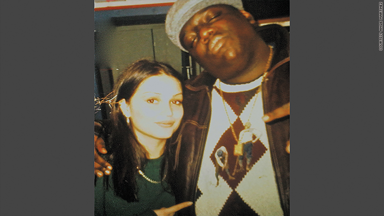 angie martinez notorious big