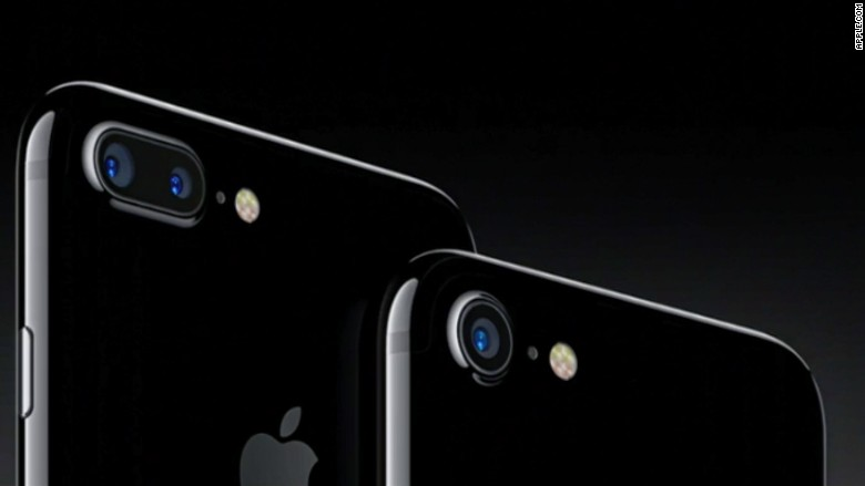 apple event iphone 7 cameras