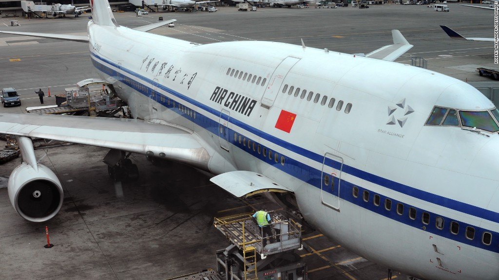 Air China magazine slammed over racist travel tip