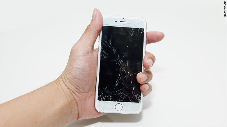 iphone cracked screen it will now cost just 29 to fix a iphone 3775