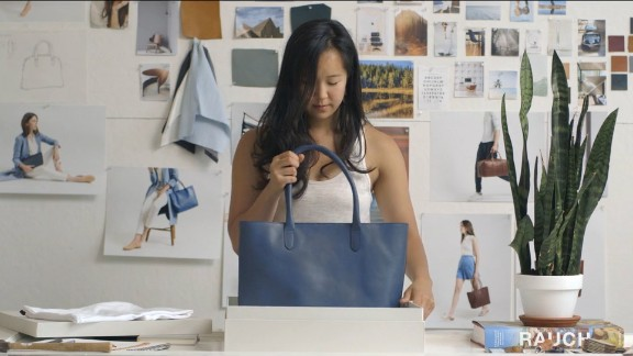 How a leather bag startup hit $1 million in sales in 14 months