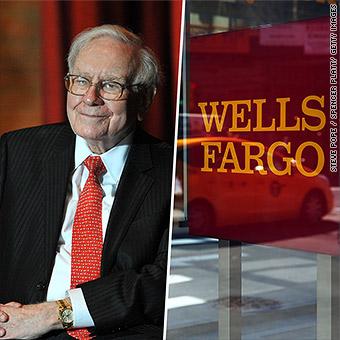 Who owns Wells Fargo anyway? You, me and Warren Buffett