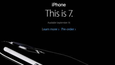 Shipping delays plague iPhone 7 preorders