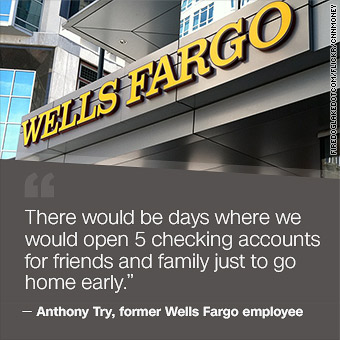 Workers tell Wells Fargo horror stories
