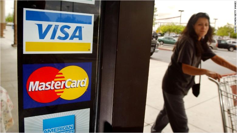 mastercard visa store