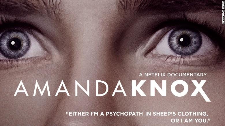 Amanda Knox doc netflix