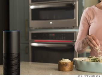 Alexa, preheat the oven': Amazon Echo can now control some