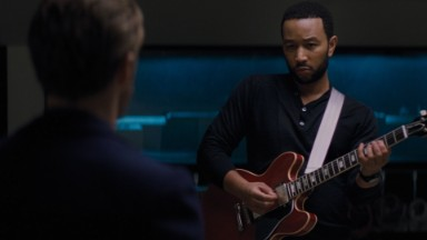 John Legend: Acting with Emma Stone, Ryan Gosling was 'awesome'