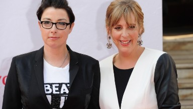 'The Great British Bake Off' loses hosts Sue Perkins, Mel Giedroyc