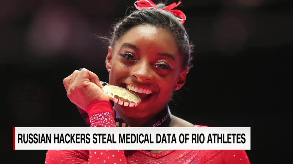 US Olympic champions' medical records hacked