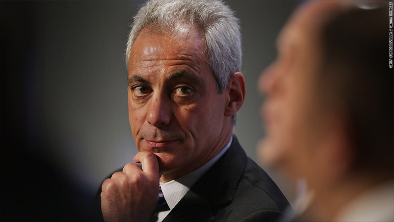 chicago mayor rham emanuel