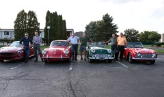 Watkins Glen with brothers, cars and memories of Dad