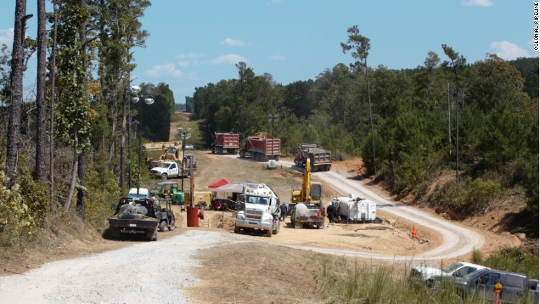 colonial pipeline 2