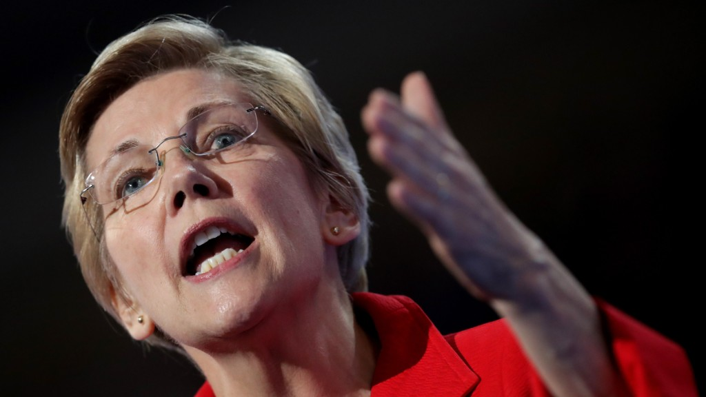 Elizabeth Warren to Equifax: You're making millions off this screwup