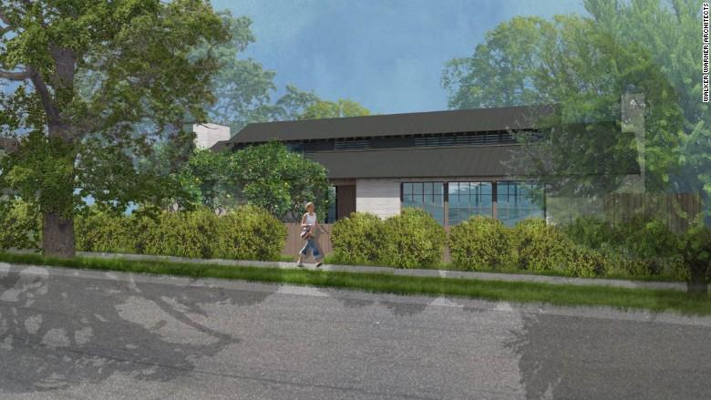 Zuckerberg home rendering