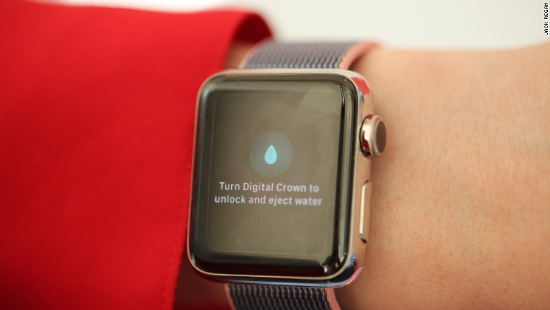 Apple Watch Series 2 Waterproof