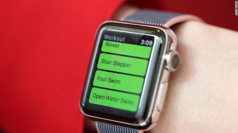 Apple Watch Series 2 Activities