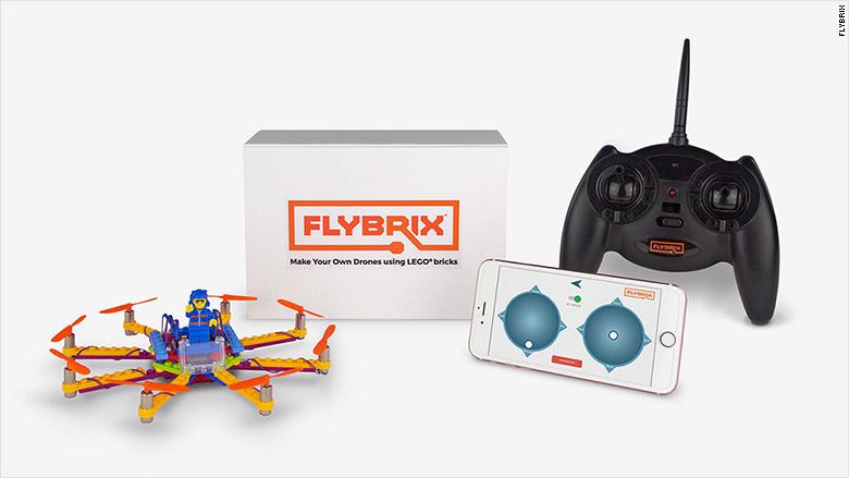 flybrix lego drone