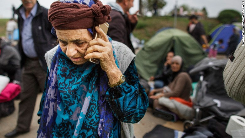 refugee phone