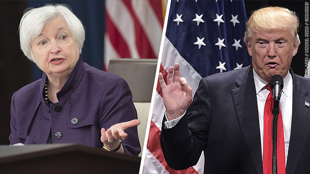 Will Fed rate hikes come back to haunt Trump?
