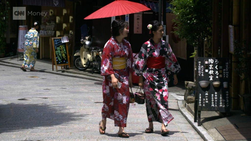 Can women save Japan's economy?