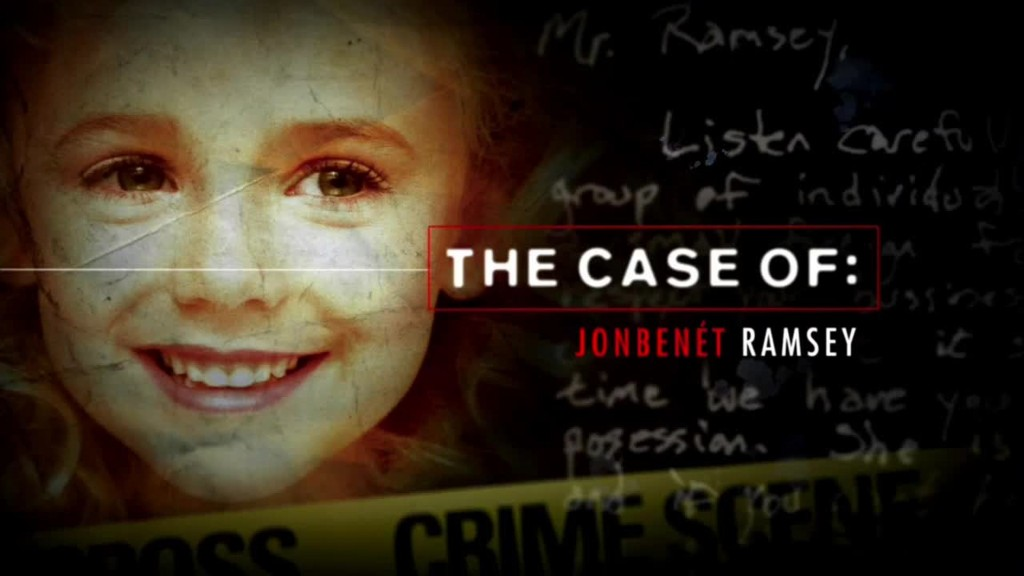 Watch the trailer for 'The Case of: JonBenet Ramsey'