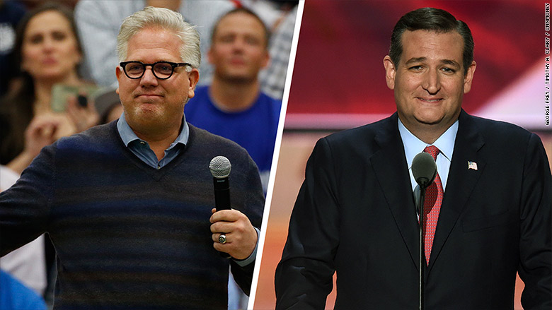 ted cruz glenn beck