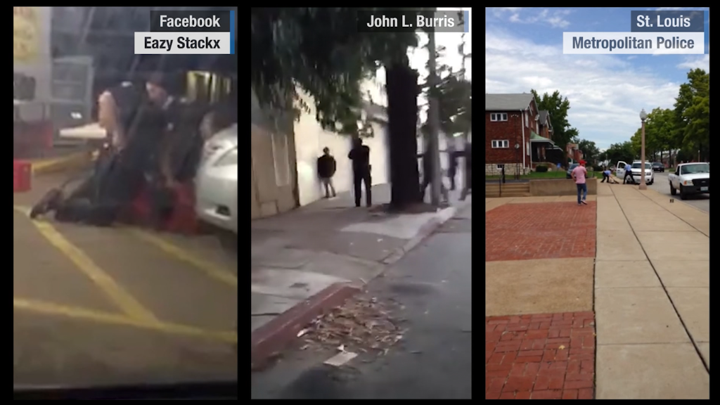 When citizens film police: Does anything change?