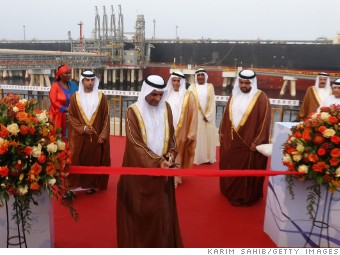 No oil slump here: New Mideast port could rival Singapore